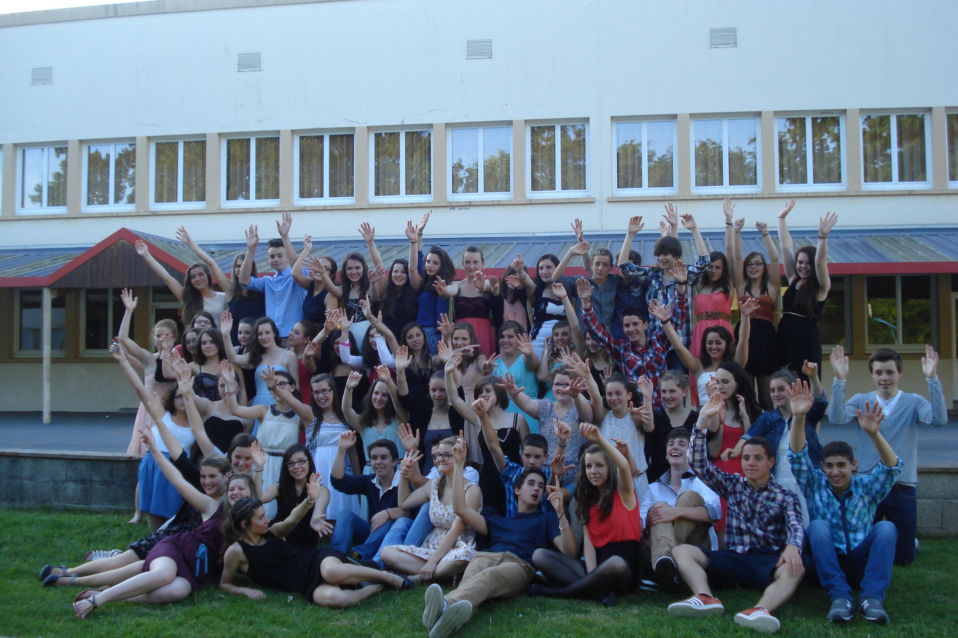 PROM 2013 | Collège Saint Hilaire – Allaire