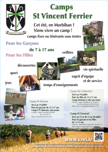 camp saint vincent ferrier 2016