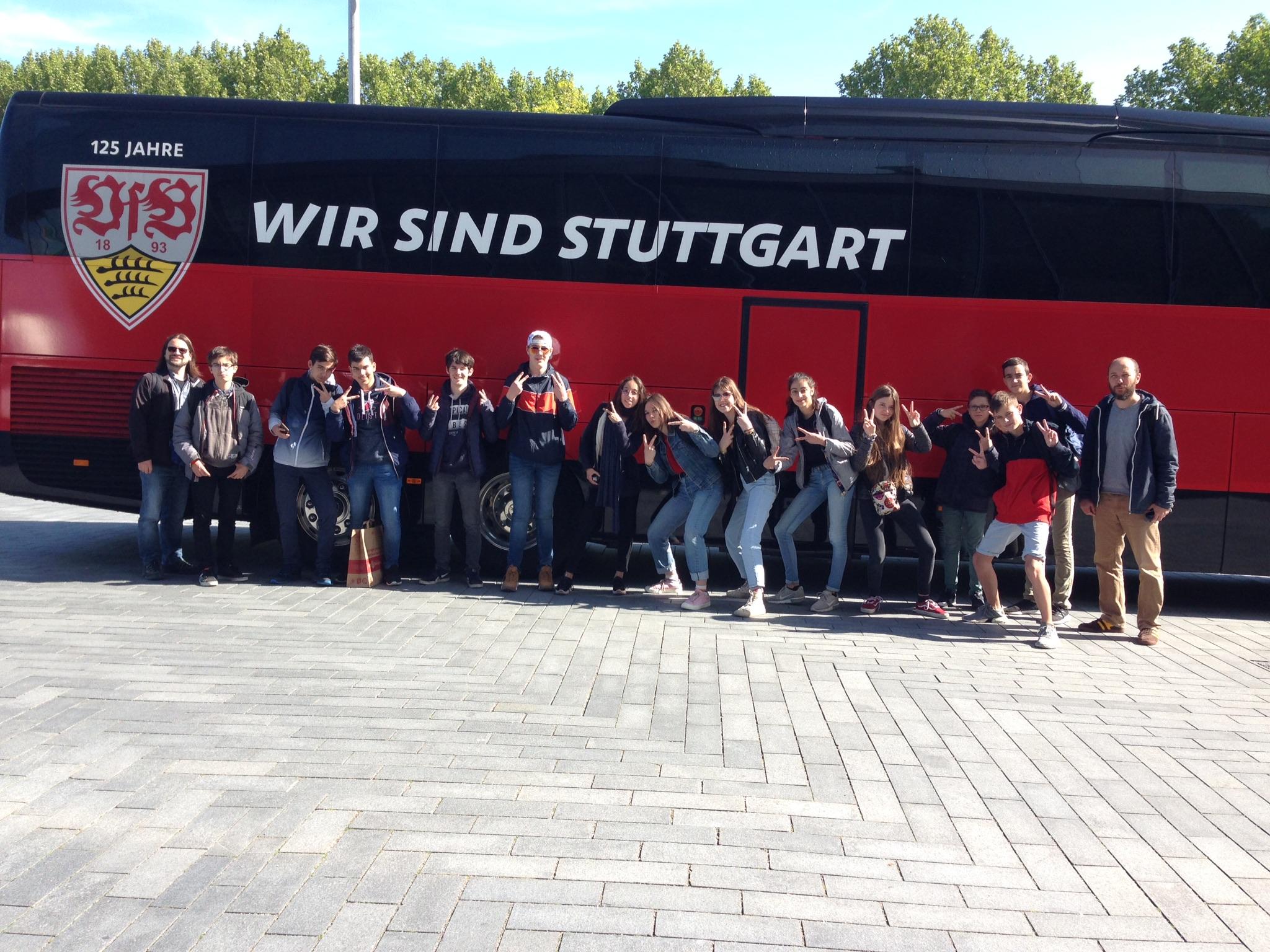 Notre séjour à Sulzbach